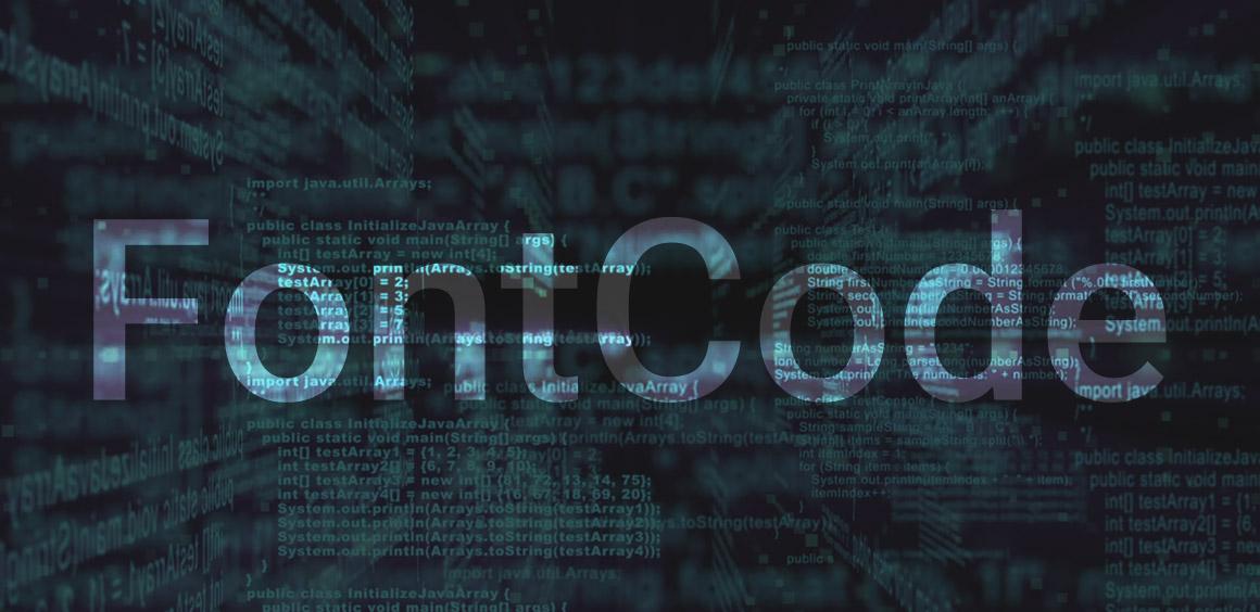 FontCode؛ تکنیکی برای مخفی کردن پیام در یک کاراکتر!